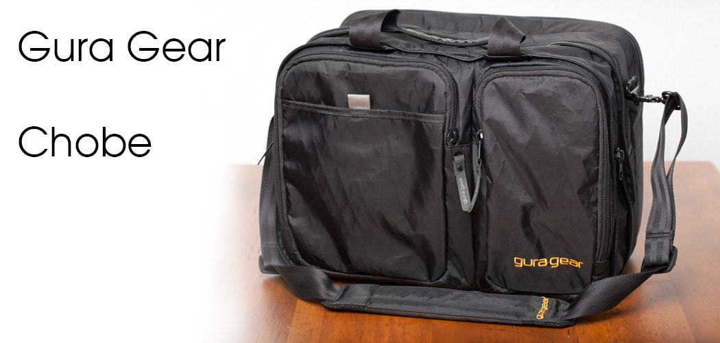 Gear We Like: Gura Gear Chobe Bag