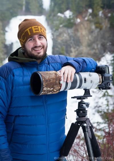 Dan Carr portrait