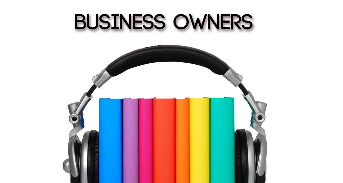 10 Essential Audio Books For Photography Business Owners