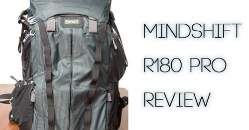 Mindshift r180 pro review