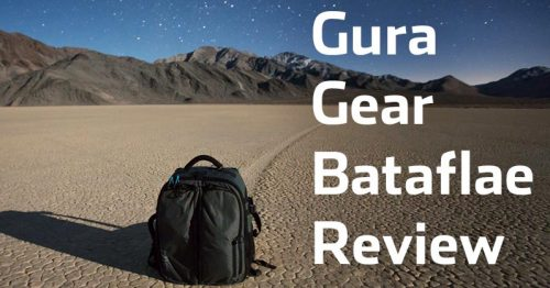 gura gear bataflae photography backpack review