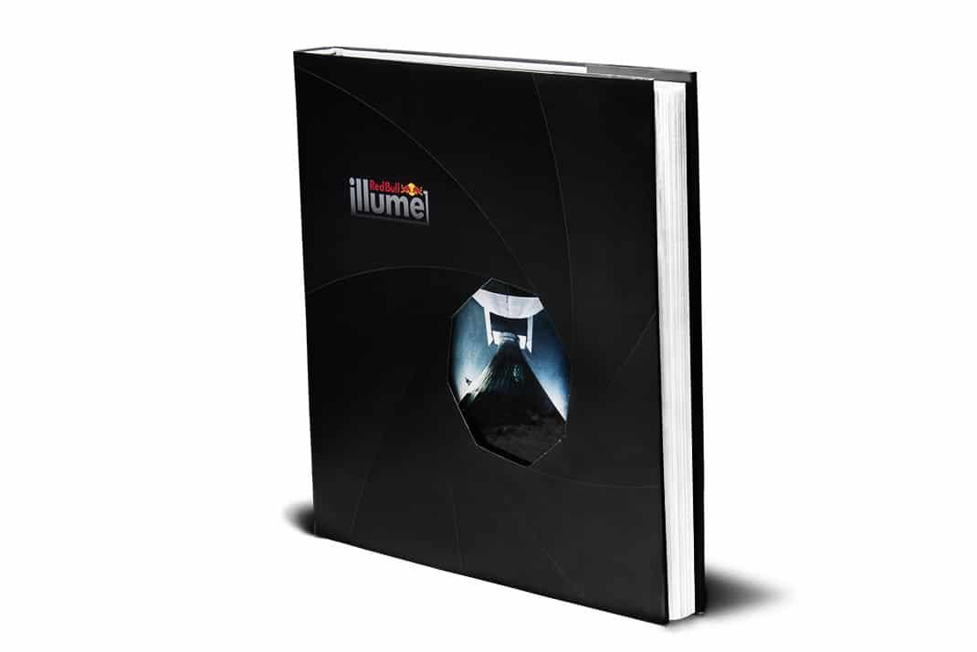 Red Bull Illume hard back book