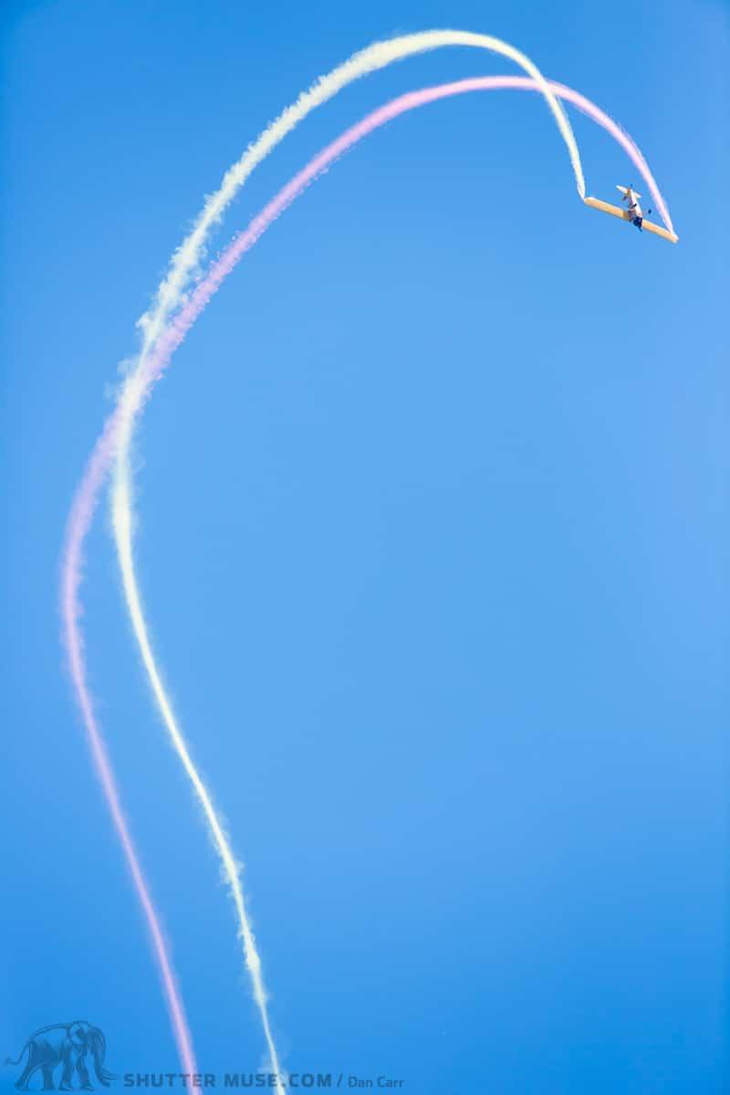 Canon 200-400 airshow photos