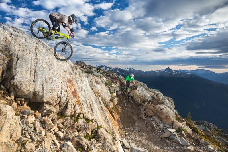 Dan Carr Mountain Bike Pocketwizard