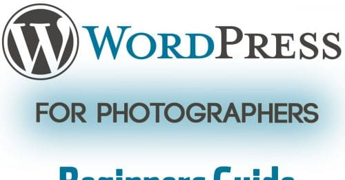 Wordpress for photographersWordpress_beginners