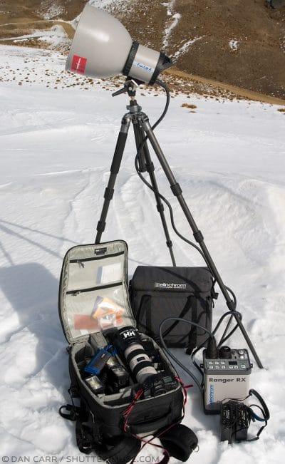 Elinchrom Ranger sports photography