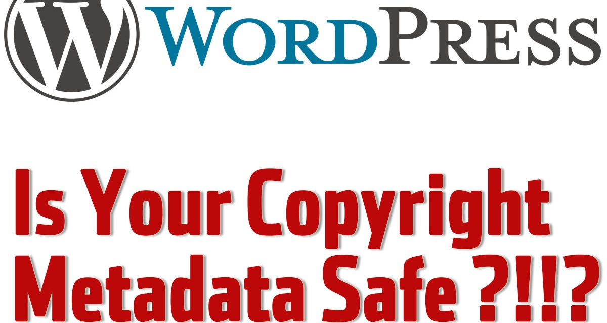 A WARNING For Photographers Who Use WordPress