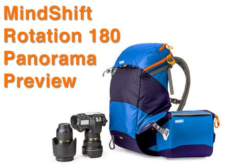 MindShift Rotation 180 Panorama Backpack