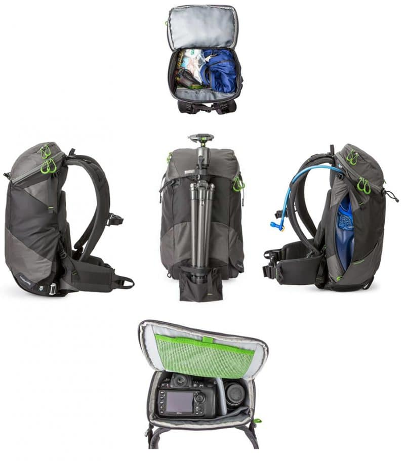 Mindshift rotation 180 panorama photography backpack