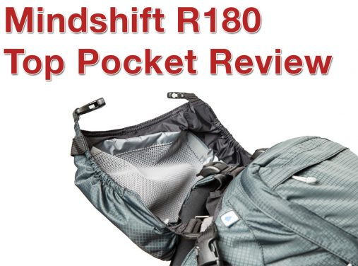 Mindshift Rotation 180 Top Pocket