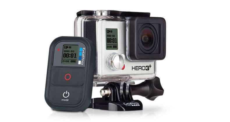hero 3+ for photographers