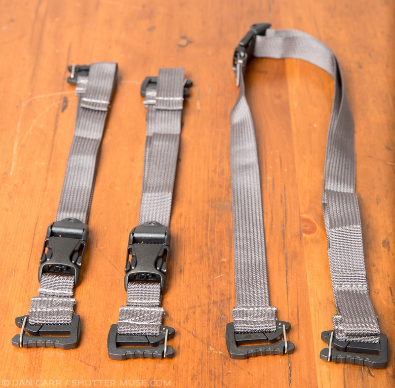 MindShift Rotation 180 Professional straps