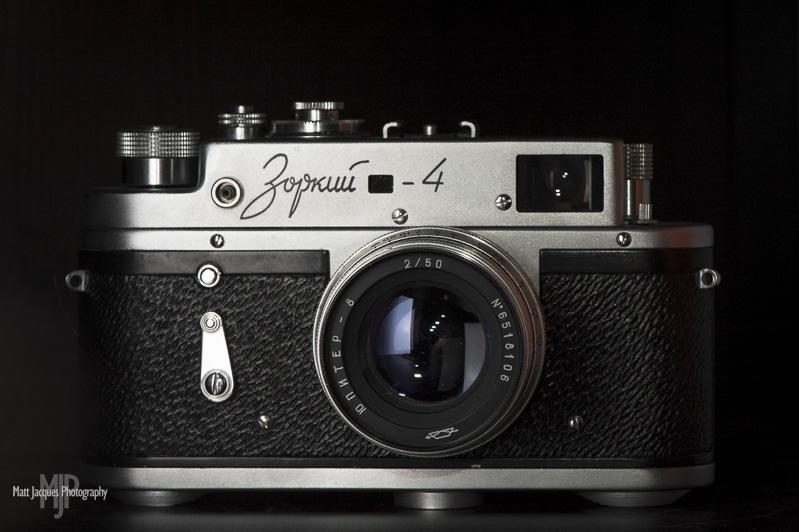 1965 Zorki 4-4453