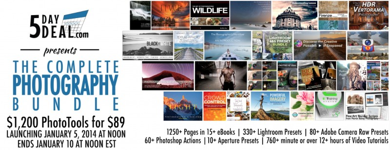 5Daydeal-Photography-Bundle-Top-Image