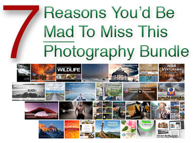 7 Reasons You'd Be Mad To Miss This Photography Bundle