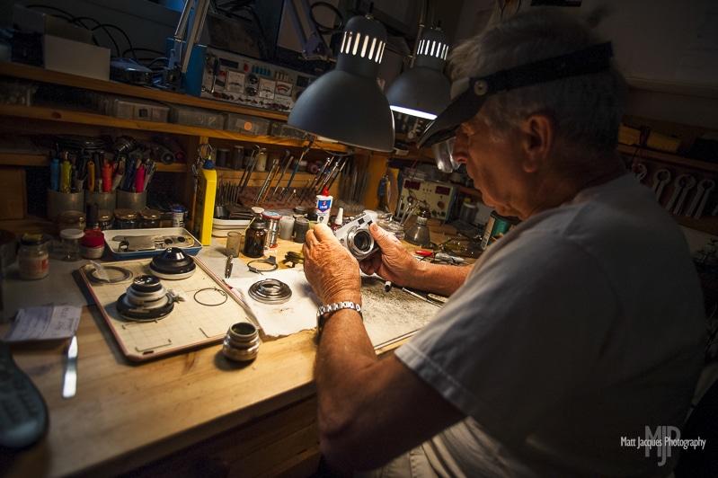 Horst Wenzel - Camera Repair-6513