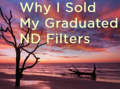 why you don't need graduated nd filters
