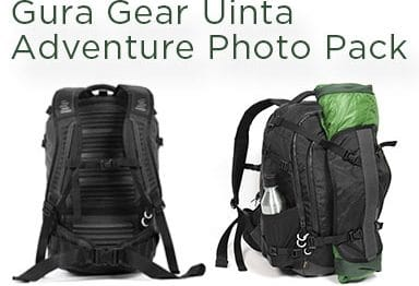 Gura Gear Uinta photo pack review