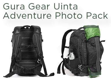 Gura Gear Uinta Pack For Adventure Photographers – NEW