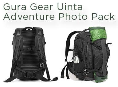 Gura Gear Uinta photo pack review