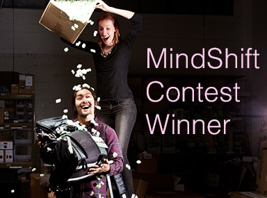 MindShift Rotation 180 Giveaway Winner