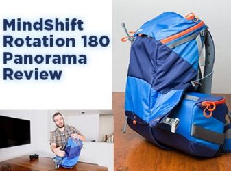 MindShift Gear Rotation 180 Panorama Review