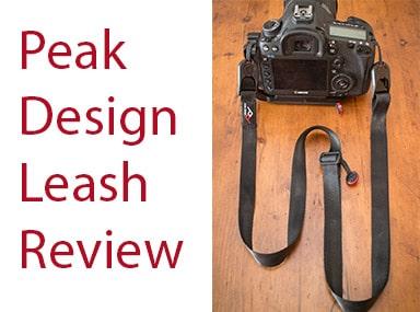 Peak Design Leash – Camera Strap Review