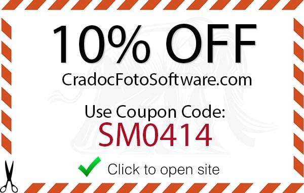 cradoc software coupon fotoquote fotobiz