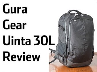 Gura Gear Uinta Photography Backpack Review