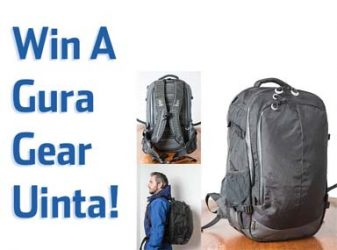 Win A Gura Gear Uinta Photography Pack (Giveaway Now Over)