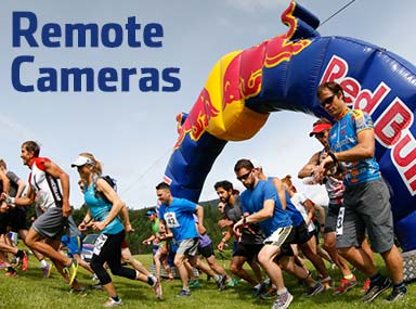 Using Your Spare Camera As A Remote For Sports & Event Photography