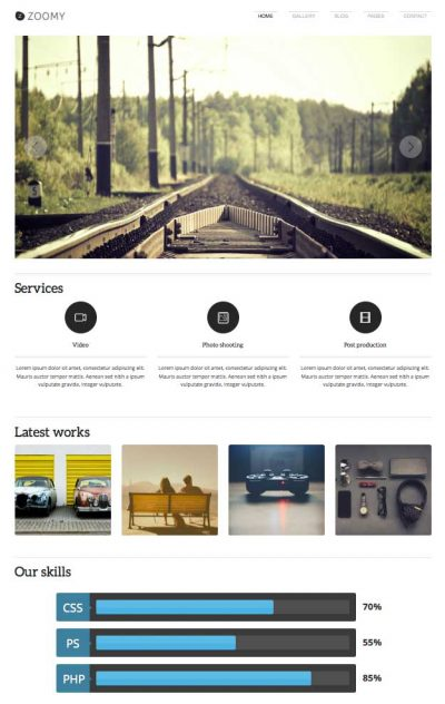 zoomy-wordpress-photography-theme