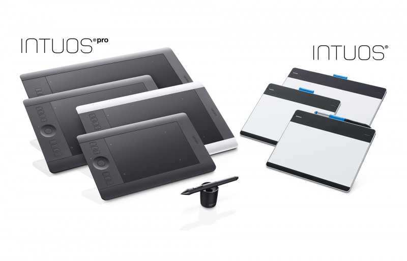 Intuos_Family