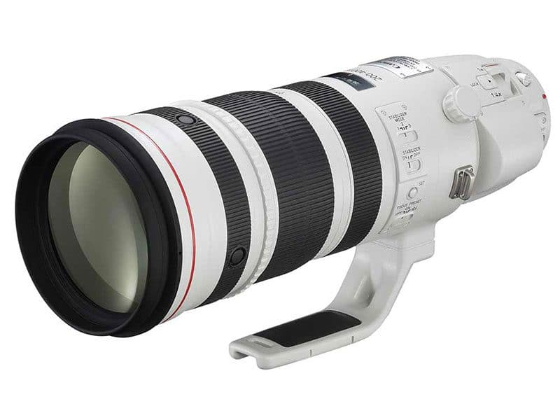 canon 200-400 review