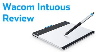 Wacom Intuos Review – Portable Pen Tablet