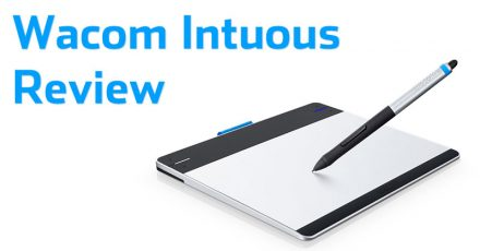 Wacom Intuous Review – Portable Pen Tablet