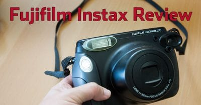 Fujifilm Instax Camera Review