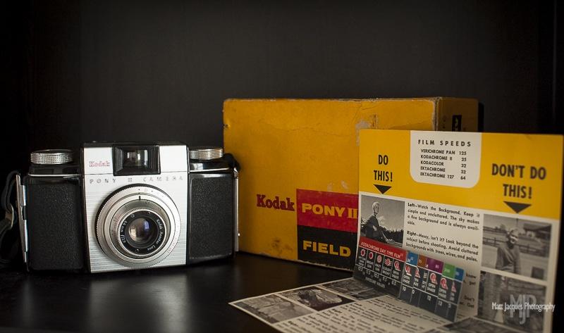Kodak Pony II