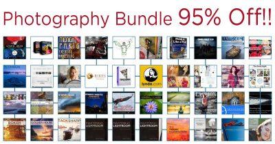 Incredible Photography Education Bundle – 95% Discount!