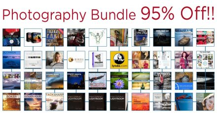 Incredible Photography Education Bundle – 95% Discount!