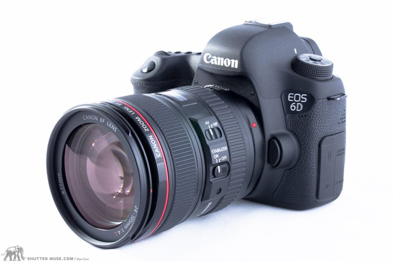 Canon 24-105 f/4 L IS review