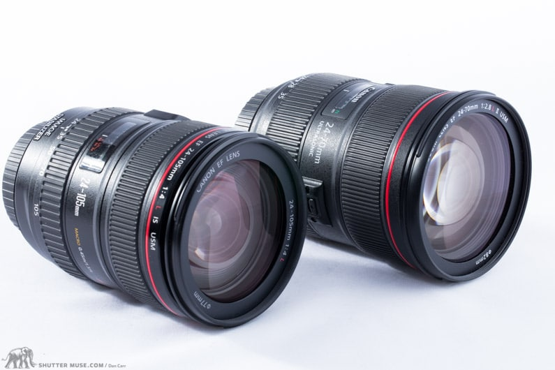 Canon 24-105 f/4 L IS USM review