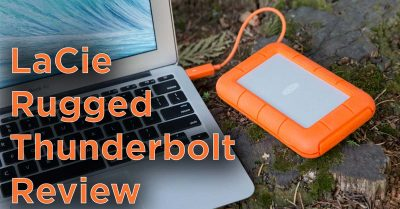 LaCie Rugged Thunderbolt Drive Review