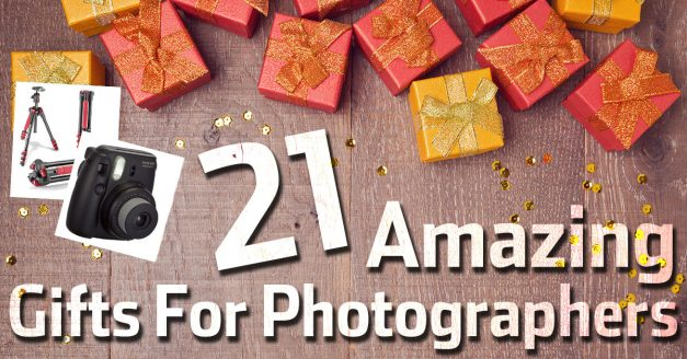 21 Amazing Gifts For Photographers
