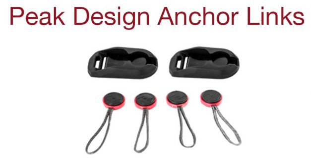 Peak Design Anchor Links