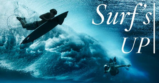 Surf Photography Q&A With Jussi Grznar