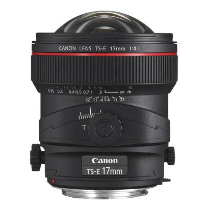 Canon 17mm TS-E