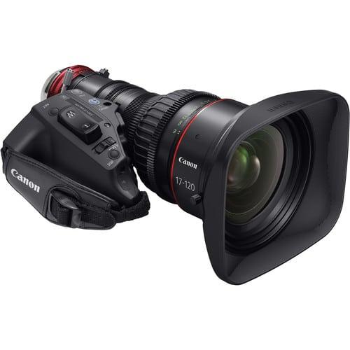 canon cine-servo lenses