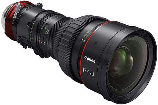 what is a canon cn-e lens