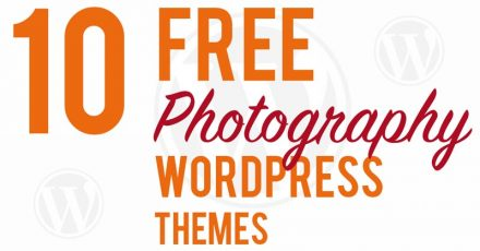 10 of the Top Free Photography WordPress Themes